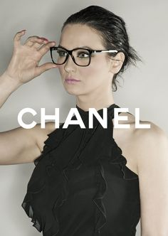 Chanel glasses