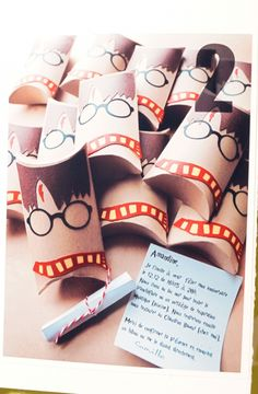 Harry Potter invitations                                                                                                                                                     More