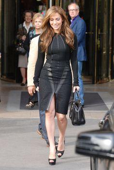 41f5f6073ce Jennifer Lopez - Jennifer Lopez Sighting in Paris - April