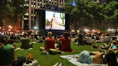 Where to Watch Movies Outside in San Diego - Free or Cheap Things to Do in San Diego