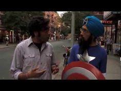 Totally Biased: Hari Kondabolu Reports on Sikh Captain America