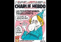 Une du dernier Charlie Hebdo