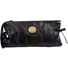 Pre-owned - Animalier leather handbag Gucci WQLpJ7fW