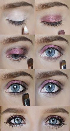 Barbie mutation: make barbie jealous makeup beauty makeup, eye makeup и hai Brown Makeup, Pink Makeup, Hair Makeup, Makeup Art, Beauty Make Up, Diy Beauty, Beauty Stuff, Self Tanning Spray, Beauty Hacks Video