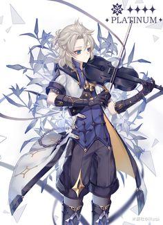 Albedo, Fantasy Castle, Images Wallpaper, Art Base, Cute Anime Pics, Human Art, Anime Demon, Aesthetic Anime, Game Art