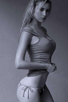 Carina Branicki hot italian model