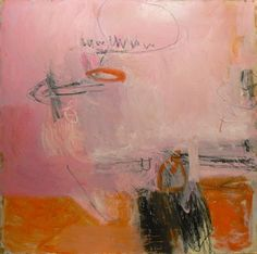 Margaret Glew.  Check this artist out.  No fear here, and I think, for her,discovery is always on the horizon.
