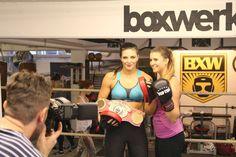 Boxwerk - Boxtraining mit ANITA