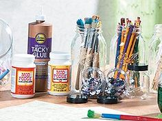 Craft Supplies? Who knew?! Oriental Trading company!