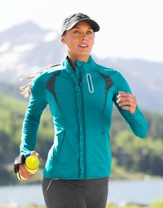 Prevail Jacket | Athleta Winter 2012 Collection