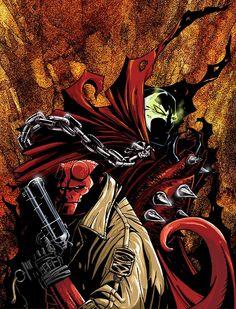 ✭ Hellboy | Spawn