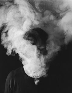 Her smoke rose up forever, Laurence Demaison