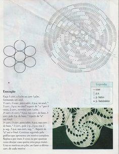 Luci Artes: crochê diversos