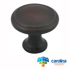 carolina hardware company oil rubbed bronze oval cabinet knob