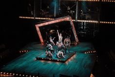 Cabaret. Playmakers Rep. Scenic design by Marion Williams. Lighting by Josh Epstein.