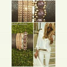 Pulsseiras#braceletes