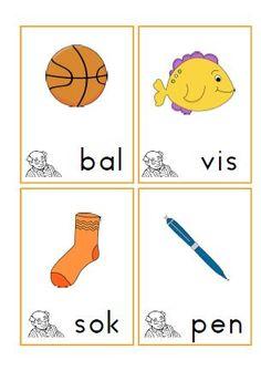 * Letterlijstje... Handige boodschappenlijstjes voor in het letterwinkeltje. De kinderen zoeken en kopen de letters die het woord op het lijstje vormen.