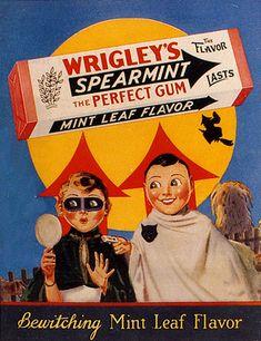 Gum ad Halloween