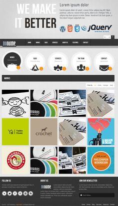 best ajax jquery powered wordpress theme