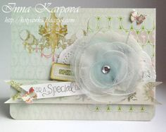 My card for mother    Use: Webster's Pages products