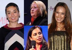 Women working on behalf of women, chosen by Nicholas Kristoff and his wife.
