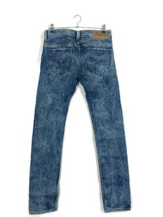 Men NUDIE JEANS 34/30 W34 L30 Average Joe Dry Dirt Herren Organic ...