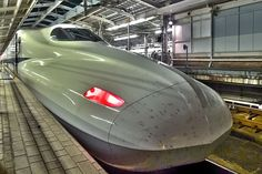 Shinkansen: Riding the Bullet Train in Japan