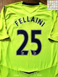 Classic Everton Football Shirts