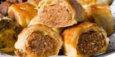 Gluten Free Pastry for sausage rolls, pies etc | Stay at Home Mum