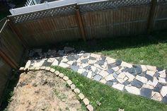 Bragging Rights (my scrap granite pathway) - Journals - CafeMom