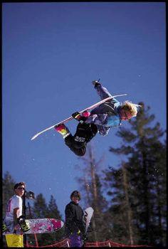 Damian Sanders Avalanche Kick baby!