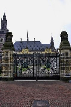 Peace Palace - Den Haag, Netherlands