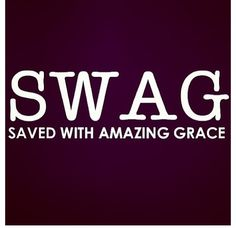 what does i like your swag mean