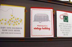 Sugarcube Press Holiday Cards