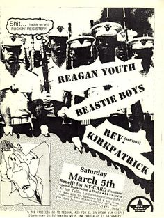 reagan youth