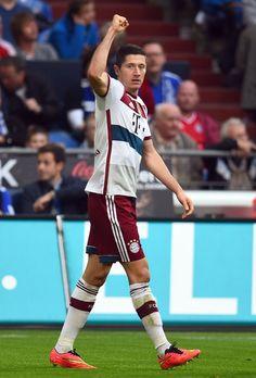 Robert Lewandowski;  +Bayern Munich;