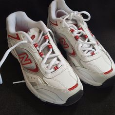 New Balance Sneakers Size 6.5 B White WX452rg Athletic Running Walking Shoes New #NewBalance #WalkingHikingTrail