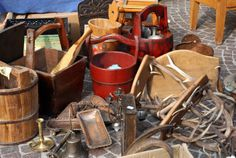 Mark your calendars, arrive early and be ready to find a lot of treasures at the Dodge County #FleaMarket. Seven Saturday and Sunday weeken...