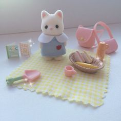 Find images and videos about cute, pink and aesthetic on We Heart It - the app to get lost in what you love. Softies, Plushies, Little Doll, Little Girls, Girly, Sylvanian Families, Cute Toys, Pink Aesthetic, Up Girl