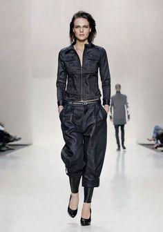 ♥ #blue ☮ #jeans ☮ denim G-Star RAW - Fall/Winter 2014 Women's Lookbook   Denimology