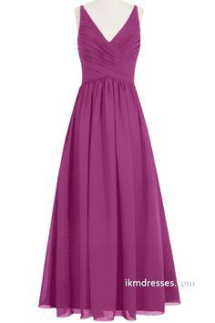 http://www.ikmdresses.com/Chiffon-Straps-V-neck-Floor-Length-Long-Bridesmaid-Dresses-p87849
