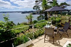 Holiday Rental - Bay Fort Mansions, Babbacombe, Torquay, Devon - Beaches and Sea - Sea View Rentals
