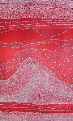Julie Robertson NANGALA_Pirlinyanu #aboriginal #aborigene #contemporain