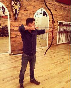 Colton Haynes #Arrow