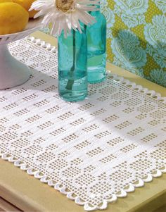 Picture of Filet Table Runners Mais