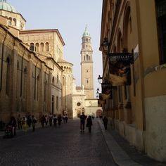 Streets of Parma, Italy @ Parma, Italia