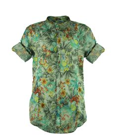 Tropical man's shirt