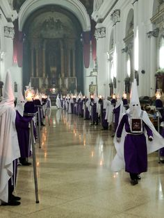 In Guatemala City during the Holy Week and a pair of weeks before it several religious processions takes place. These are shots taken during the San Francisco church one, which took place on Friday 31, 2017, a few blocks from, and during entry, to its church.
