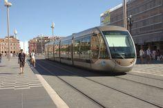 Hinweise zum öffentlichen Nahverkehr in Nizza.