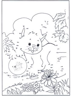 walross  |  winter: kleurplaten | dot to dot puzzles, coloring pages und coloring for kids